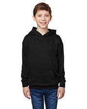 Gildan G995B Performance Youth 7 oz Tech Hooded Sweatshirt at GotApparel