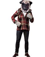 Halloween Costumes GC5034 Men Dog Kit Photo Print at GotApparel