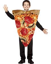 Halloween Costumes GC9105 Boys Pizza Slice Child Costume 7-10 at GotApparel