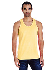 Hanes GDH300 Unisex Garment-Dyed Sleeveless Tank at GotApparel