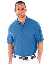Greg Norman GNS3K440 Men Play Dry Performance Mesh Polo at GotApparel