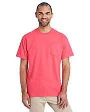 Gildan H300 Men Hammer T-Shirt with Pocket at GotApparel