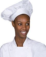 Edwards HT00 Men Poplin Chef Hat at GotApparel