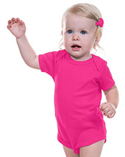 Unisex Infants Lap Shoulder Bodysuit (Same I1P0509) at GotApparel