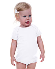 Unisex Infants Lap Shoulder Bodysuit (Same I1C0187) at GotApparel