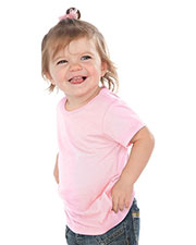 Unisex Infants Crew Neck Short Sleeve Tee (Same IJP0493) at GotApparel