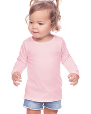 Unisex Infants Crew Neck Long Sleeve at GotApparel