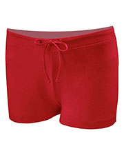 Junior Yoga Short With Drawstring at GotApparel