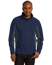 Port Authority J318 Men Core Colorblock Soft Shell Jacket at GotApparel