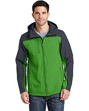 Port Authority J335 Men Hooded Core Soft Shell Jacket at GotApparel