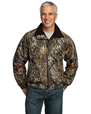 Port Authority J754MO Men Mossy Oak Challenger Jacket at GotApparel