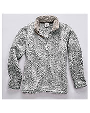 J America JA8454 Men Epic Sherpa Quarter-Zip at GotApparel