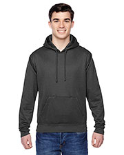 J America JA8615 Men Tailgate Poly Fleece Hood at GotApparel