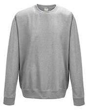 Just Hoods By AWDis JHA030 Men College Crewneck Sweatshirt at GotApparel