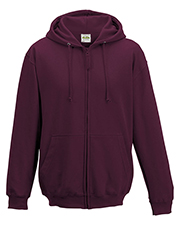 Just Hoods By AWDis JHA050 Men 80/20 Midweight College Hoodie at GotApparel