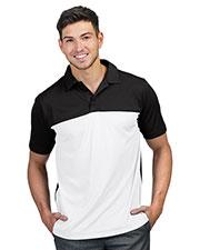 Tri-Mountain K017 Men 100% Polyester Shirt at GotApparel