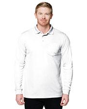Tri-Mountain K020PLS Men Performance Vital Pocket Polo Shirt at GotApparel