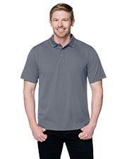 TM Performance K020 Men's Vital Knit Short-Sleeve Golf Shirt at GotApparel