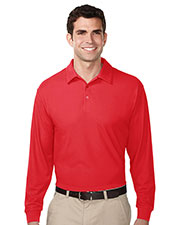 TM Performance K107LS Men's Endurance Long-Sleeve Golf Shirt at GotApparel