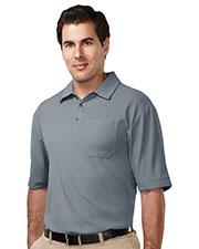 TM Performance K107P Men's Endurance Pocket Short-Sleeve Golf Shirt at GotApparel