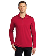 Port Authority K110LS Men Dry Zone ® UV Micro-Mesh Long Sleeve Polo at GotApparel