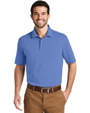 Port Authority K164 Men Knit Polo at GotApparel