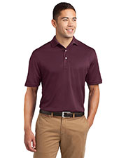 Sport-Tek® TK469 Men Tall Dri Mesh Polo at GotApparel