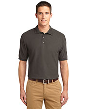 Port Authority K500 Men Silk Touch Polo at GotApparel