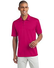 Port Authority TLK540 Men Tall Silk Touch  Performance Polo at GotApparel