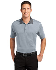 Port Authority K558 Men Fine Stripe Performance Polo at GotApparel
