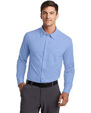 Port Authority K570 Men Dision Knit Dress Shirt at GotApparel