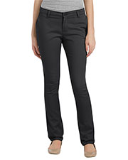 Dickies KP5518 Girls FlexWaist Classic Fit Straight-Leg Twill Stretch Pant at GotApparel