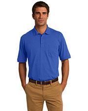Port & Company KP55P Men 5.5 Ounce Jersey Knit Pocket Polo at GotApparel