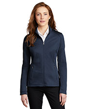 Port Authority L249 Women Diamond Heather Fleece Full-Zip Jacket at GotApparel