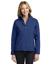 Port Authority L324 Women Welded Soft Shell Jacket at GotApparel