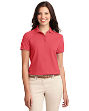 Port Authority L500 Women Silk Touch Polo at GotApparel