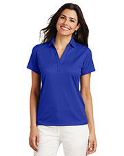 Port Authority L528 Women Performance Fine Jacquard Polo at GotApparel