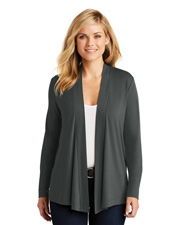 Port Authority L5430 Women Knit Cardigan at GotApparel