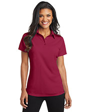Port Authority L571 Women Dimension Polo at GotApparel