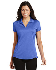 Port Authority L576 Women Trace Heather Polo at GotApparel