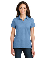 Port Authority L577 Women Meridian Cotton Blend Polo at GotApparel