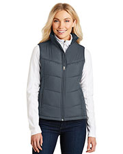 Port Authority L709 Women Puffy Vest at GotApparel
