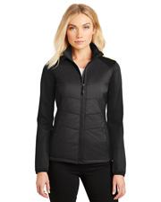 Port Authority L787 Women Hybrid Soft Shell Jacket at GotApparel