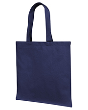 Liberty Bags LB85113 12 oz Cotton Canvas Tote Bag With Self Fabric Handles at GotApparel