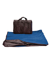Alpine Fleece LB8701 Unisex Fleece/Nylon Picnic Blanket at GotApparel
