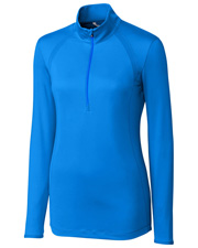 Cutter & Buck LCK08686 Women Williams Half-Zip at GotApparel