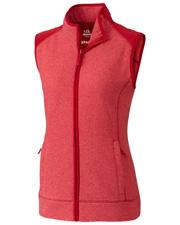 Cutter & Buck LCO09991 Women Cedar Park Full-Zip Vest at GotApparel