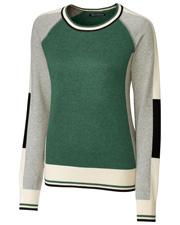 Cutter & Buck LCS08102 Women Stride Colorblock Sweater at GotApparel