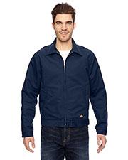 Dickies Workwear LJ539 Men Industrial Duck Jacket at GotApparel