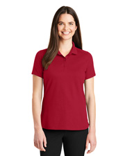 Port Authority LK164 Women Knit Polo at GotApparel